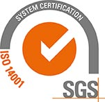 System Certification ISO 14001