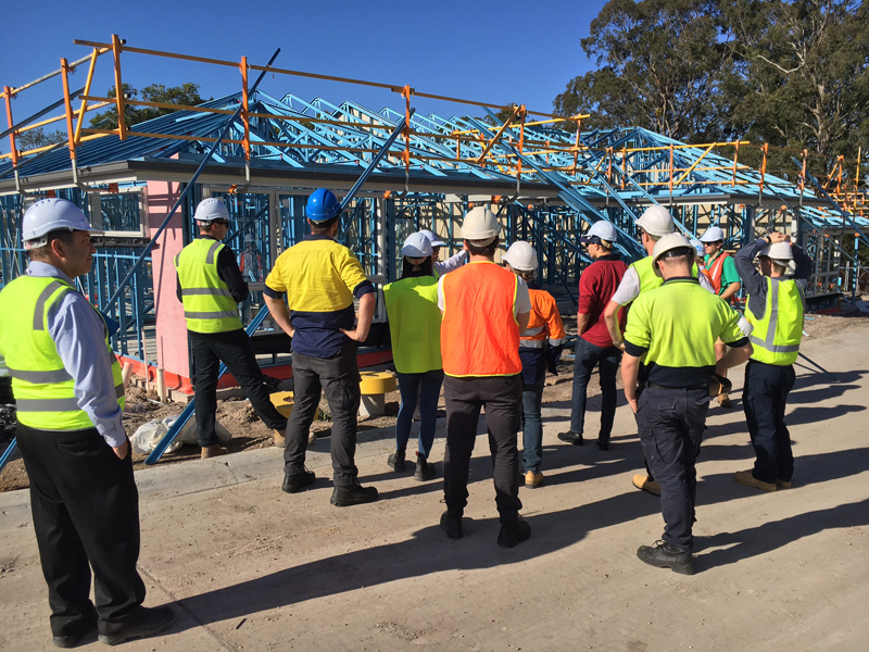 Shortland Waters Retirement Village construction continues