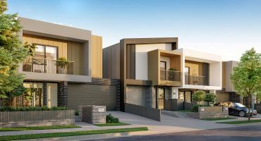 Stockland Altrove Townhomes