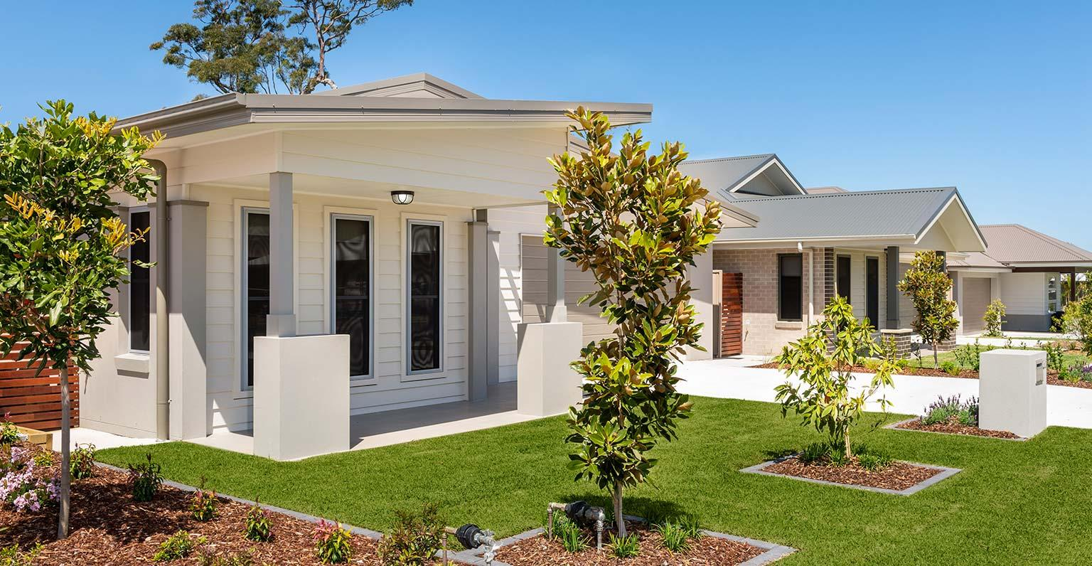 MJH Multi project for Defence Housing Australia