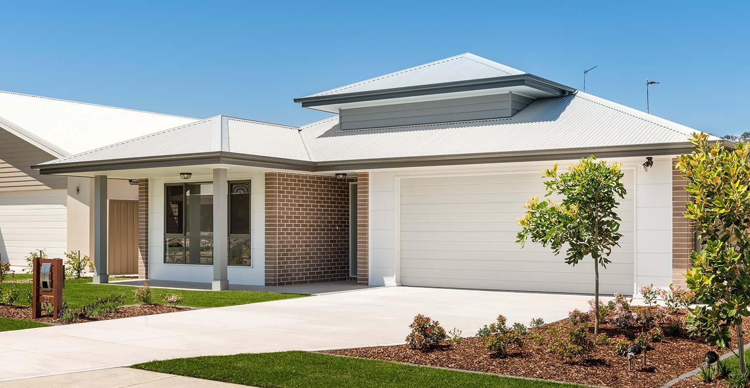 Vantage Estate, Corlette NSW, built by MJH Multi