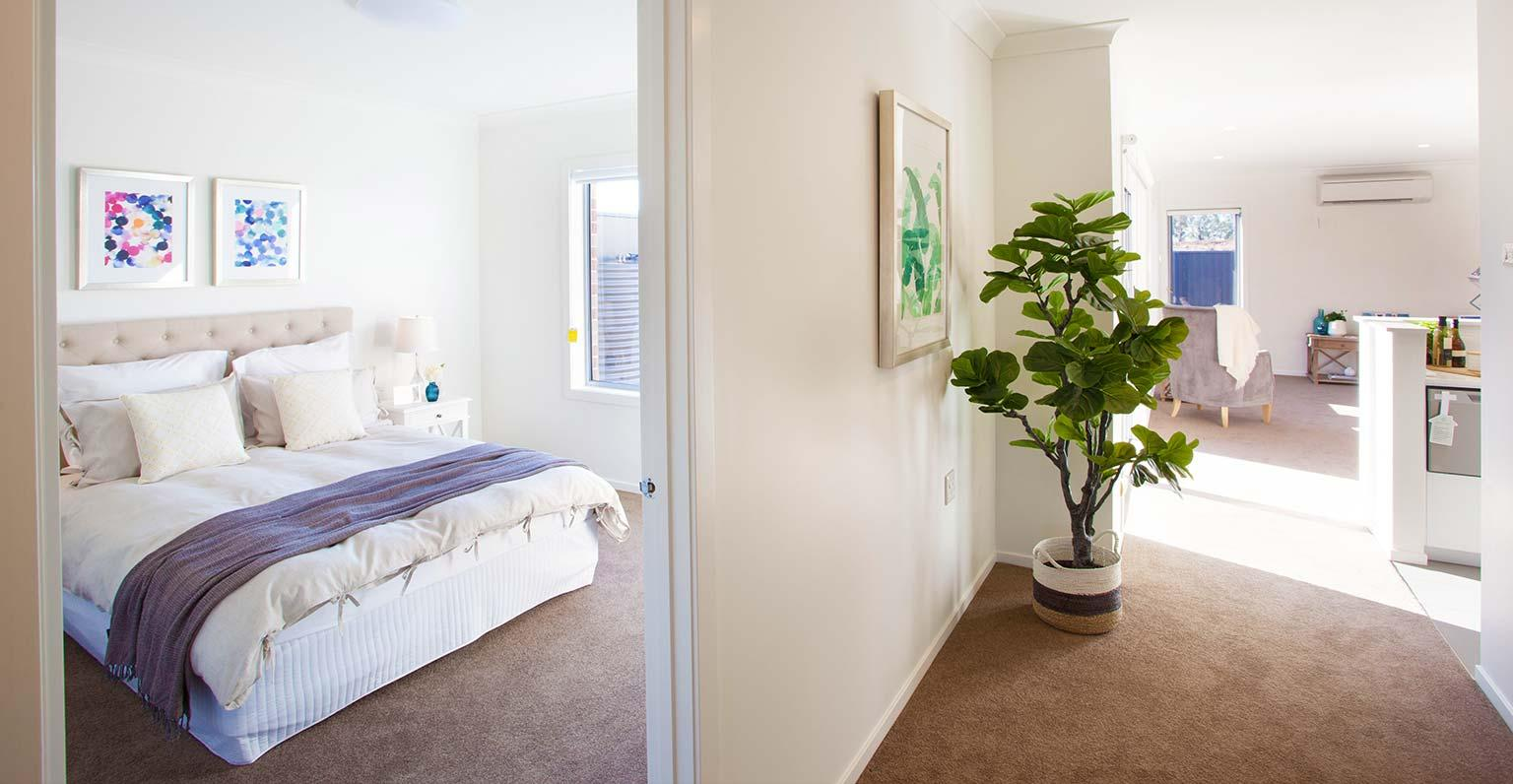 Independent Living Villas for Stockland. Willowdale Estate, NSW.