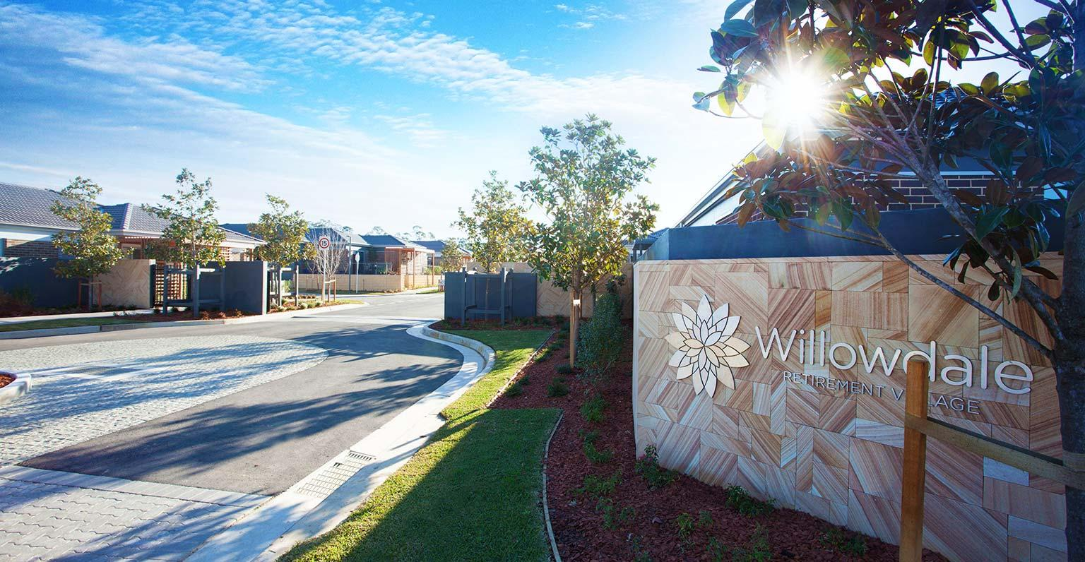 Independent Living Villas by MJH Multi, Willowdale Estate, NSW